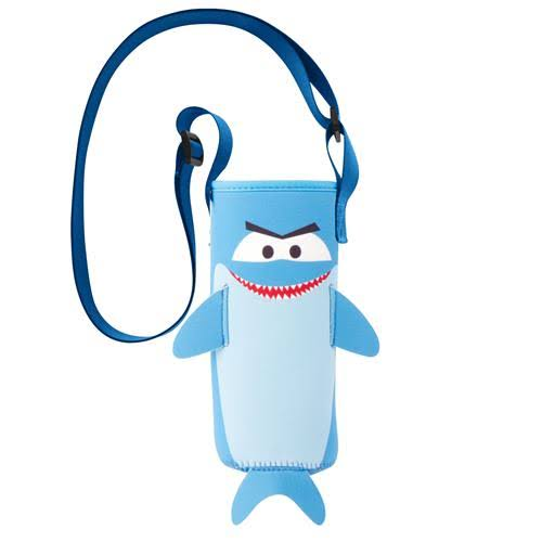 Stephen Joseph SJ116280, Shark Neoprene Bottle Buddies, One Size