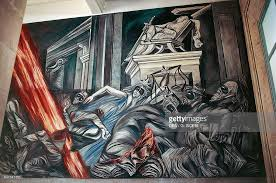 justice mural by jose clemente orozco pictures getty images