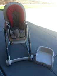 Graco 4 In 1 High Chair For Sale. Retails $189. Reduced To Sell!!