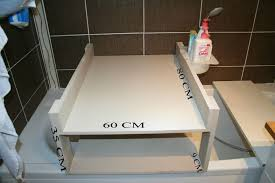 table à langer à mettre sur baignoire grossesse et bébé