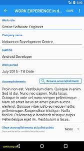 100 Smart Resume Builder Maker App New Aurelianmg Poureuxcom