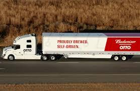 100 Self Moving Trucks Ubers Otto Hauls Budweiser Across Colorado With