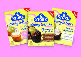 Product For The Ever Busy Consumer Who Still Wants To Enjoy A Delicious Home Baked Cupcake On Any Occasion Stork Launched Its Ready Bake Mix