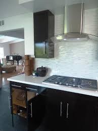 Kitchen Tile Backsplash Ideas With Dark Cabinets by Kitchen Backsplash Ideas For Dark Cabinets Granite Countertops