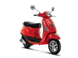 VESPA Scooter Pictures 2009 LX 50 4T