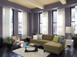 Best Colors For Living Room Accent Wall by Best 25 Purple Living Room Paint Ideas On Pinterest Purple