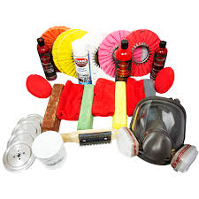 100 Evans Glass Cleaner Super Polisher Starter Kit Detailing And Polishing