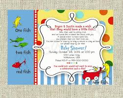 Dr Seuss Baby Bedding by 4 Stunning Amazing Multicolored Dr Seuss Baby Shower Invitations