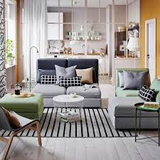 that s how ikea imagines the comfortable living room