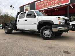 Used 2006 Chevrolet Silverado 3500 For Sale In Hattiesburg, MS ... Used Car Dealer Serving Hattiesburg Cars 2014 Ford F250 Sd For Sale In Ms 39402 Crechale Auctions And Sales Home 2007 Toyota Tacoma For Craigslist Cleveland Georgia Trucks Vans Dealership Craft Auto Llc Smith Motors Ms Impremedianet Locators Ram 1500 Slt Inventory Vehicle Details At Courtesy Missippi Brilliant Big In 7th And Pattison