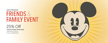 Save 25% On Purchases* At Disney Store And ShopDisney.com ...