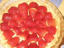 dessert aux fraises facile recette de la tarte aux fraises on met les fraises