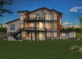 100 Contemporary Home Designs Photos House Plans Floor