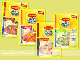 maggi cuisine freshly cooked meals in an instant