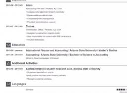 Universal Banker Resume From Should A Cv Be Sent To The Recruiter In Word Or