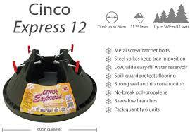 Cinco 12 Express Christmas Tree Stand