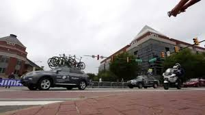 UCI 2015 Road World Championships Richmond VA - View From Monroe ...