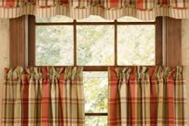 Excellent Kitchen Curtains In A Rus