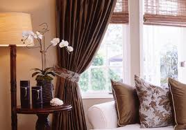 Natural Bamboo Beaded Door Curtain by Jeanlu Choue Blush Pink Curtains Beige And Gold Curtains