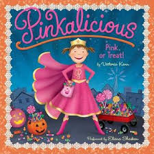 Pinkalicious Pink Or Treat By Victoria Kann