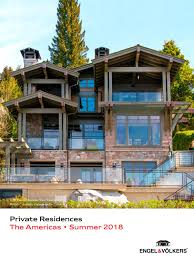 100 Oaks Residences Private Americas Summer 2018 By Engel Volkers US