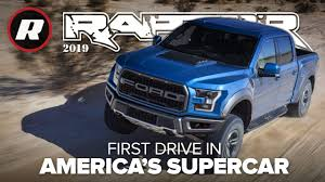 100 Blue Oval Truck Parts 2019 Ford F150 Raptor First Drive In Muricas Supercar YouTube