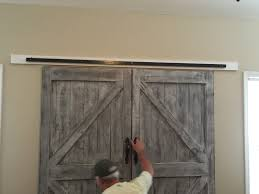 Cheaper And Better: DIY Barn Door Headboard And Faux Barn Door ... 26 Best Barn Door Latch Images On Pinterest Door Latches Sliding Glass Replacement Cost Awesome Barn Door Make Your Own For Beautiful Of Pulley System Interior Hdware Image Barn For Closet Doors Do It Yourself Saudireiki Garage Doors Shocking Style Pictures Design Amazing Installing Delightful Home Depot Decorate With Best 25 Bathroom Ideas Diy 4 Panel Unique To Backyards Minnesota Bayer Built Woodworks