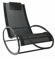 Ebern Designs Sundberg Outdoor Zero Gravity Rocking Chair ...