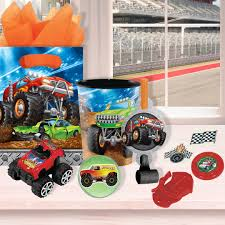 100 Monster Truck Decorations Birthday Party Supplies Party Supplies Canada