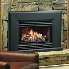 Indoor Natural Gas Fireplace Vented Gas Fireplace Insert Indoor