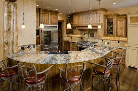 Oven Microwave And Refrigerator On Corner Cabinet Small Sink Faucet White Gas Stove Kitchens Island Sinks Cream Stained Wall