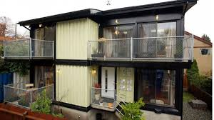 100 Designs For Container Homes Designer Turns Shipping Container Into Victoria Home The