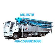 100 Concrete Pump Truck For Sale China Professional Manufacturer For 63m Concrete Pump Truck For Sale