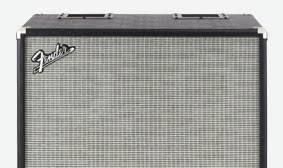 Fender Bassman Cabinet 1x15 by Fender Bassman 115 Neo Black Silver