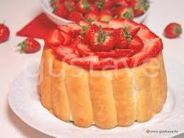 recette aux fraises légère au fromage frais et aux