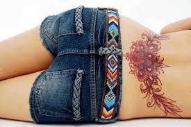 Hot Lower Back Tattoos Tramp Stamp 20