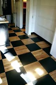 Stained Plywood Floor Sanding Sheets With Rental Flooring