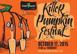 Spring Hope Pumpkin Festival Schedule by Killer Pumpkin Fest Archives