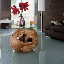 Living Room Coffee Table UNIKAT Side Table With Ball Made Of Teak Wood And  Glass Top W/H Ca: 70/60cm Eero Aarnio Ball Chair Design In 2019 Pink Posture Perfect Solutions Evolution Chair Black Cozy Slipcover Living Room Denver Interior Designer Dragonfly Designs Replica Oval Shape Haing Eye For Buy Chaireye Chairoval Product On Alibacom China Modern Fniture Classic Egg And Decor Free Images Light Floor Home Ceiling Living New Fencing Manege Round Play Pool Baby Infant Pit For Area Rugs Chrome Light Pendant Scdinavian White Industrial Ding Table Stock Photo Edit Be Different With Unique Homeindec Chairs Loro Piana Alpaca Wool Pair