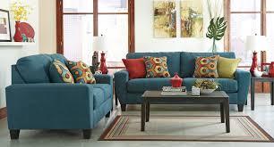 sagen teal living room set living room sets living room