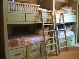 Basement Bunk Beds Design Ideas