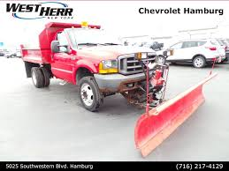 100 West Herr Used Trucks 2000 Ford F450 Chassis XL For Sale In Buffalo Near