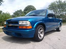 100 Used Chevy S10 Trucks For Sale 2001 Extended Cab Rwd Zq8 Lower Miles Mini Truck V6