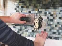 Backsplash Glass Tile Cutting by Backsplash Fresh How To Cut Glass Backsplash Tile Decorations