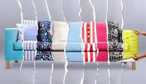 couleur canapé choisir la couleur de canapé en fonction de appartement