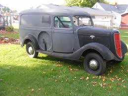 100 Ford Panel Truck For Sale 1935 Delivery Body And Frame