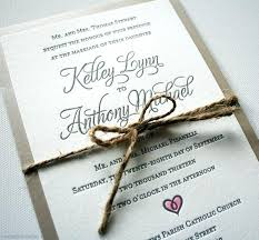 Rustic Wedding Invitation Letterpress Hand Painted Invitations Studio Kits Canada