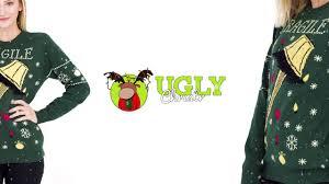 Leg Lamp Christmas Sweater Diy by A Christmas Story Ugly Christmas Sweater Youtube