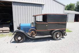 100 Rat Rod Truck Parts 1929 Ford Model A Model A Paddy Wagon CustomStreet