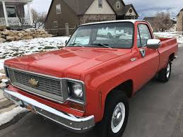 1974 Chevrolet 2500 For Sale #1916353 | Hemmings Motor News | Pick ... 1974 Chevrolet Ck Truck For Sale Near Cadillac Michigan 49601 Cheyennesuper Cheyenne Specs Photos Modification Car Brochures And Gmc Chevy C20 2086470 Hemmings Motor News Suburban Information Photos Momentcar 1916353 Pickups Seattles Parked Cars Luv Just Listed C10 Shortbed Is A Handsome 2142364 C30 With Holmes 480 Collectors Item Eastern 2 Door Pickup Trucks Pinterest